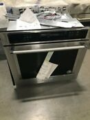 Kose500ess Kitchenaid 30 Singe Wall Oven Stainless New Out Of Box