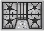 Thermador Sgs304fs Masterpiece Series 30 Gas Cooktop With 4 Star Burners