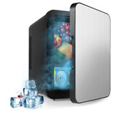 Mini Fridge Yeslike 4l 6can Portable Ac Dc Cooler Warmer For Home Office Car