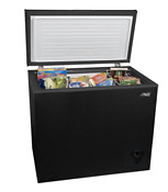 Arctic King 7 Cu Ft Chest Freezer Black Free Shipping Brand New