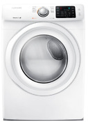 Samsung Dv42h5000ew 27 Inch 7 5 Cu Ft Electric Dryer In White 9 Dry Cycles