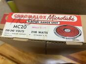 Chromalox Mc20 Electric Range Unit 2100w B231