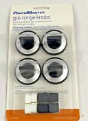 Ge Parts Master 4 Gas Range Control Knobs Universal Fits Most Brands Pm3x88