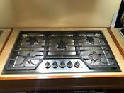 Thermador Masterpiece Series Sgs365ts 36 Inch Built In Gas Cooktop