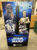 Pwe23swnii Ge Profile Limited Edition Star Wars 36counter Depth Fridge Open Box