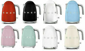 Smeg Klf03 50 S Retro Kettle Choice Of Colour Return Dented Scratched