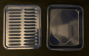 Electrolux Broiler Pan And Insert 5304442087 Brand New