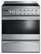 Fisher Paykel Or30sdpwix2 30 Induction Range Convection Sxsteel