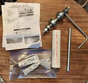 Maytag Whirlpool Kenmore Washer Seal Bearing Installation Tools Used Twice
