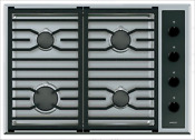 Wolf Cg304ts 30 Inch Transitional Gas Cooktop With 4 Dual Stacked Sealed Burners