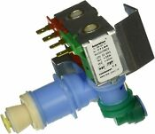 New W10247725 Compatible For Kenmore Refrigerator Water Valve Inlet W10247725