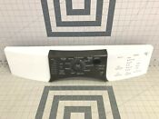 Kenmore Dryer Control Panel Assembly 8529879 Wp8529879 8529019