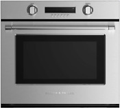 Fisher Paykel Wosv230n 30 Electric Convection Wall Oven Stainless 10 Modes