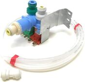 2 3 Days Delivery W10408179 Ice Maker Inlet Water Valve For Whirlpool