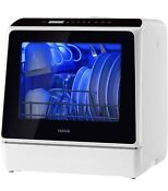 Countertop Dishwasher Hava Portable Dishwashers With 5 L Built In Water Tank