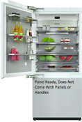 Miele Kf2912vi Mastercool 36 Built In Panel Ready Bottom Freezer Refrigerator