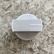 Whirlpool Gas Range Stove Wfg320mobw2 Burner Control White Knob Replacement Part
