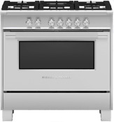 Fisher Paykel Or36scg4x1 Classic 36 Inch Freestanding Gas Range Stainless