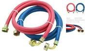 Washing Machine Hose Rubber With 90 Degree Elbow 6 6 Ft With 90 Degree Elbow
