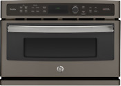 Ge Profile Psb9100efes 27 Speed Wall Oven Advantium Technology In Slate