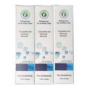 Fit For Samsung Kenmore Refrigerator Water Filter Replacement 3 Pack