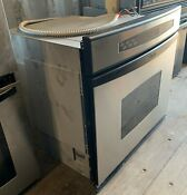 30 Wide Stainless Dacor Single Wall Oven Model Pcs130s Bonita Springs Florida