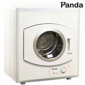 Panda Compact Apartment Size Portable Dryer 8 8lbs 2 65cu Ft Pan40sf