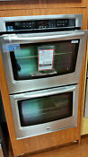 Wall Oven 30 Double Stainless Self Clean New