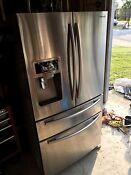 Just Reduced Samsung Stainless Steel Refrigerator