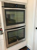 Whirlpool 30 Stainless Steel Double Oven Model Wod51ec0as