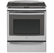 Ge Phs920sfss Profile 30 Electric Slide In Induction Range Stainless Steel
