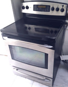 Ge Profile Stainless Steel Electric Range Stove Oven Local Pickup Ony