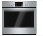 Bosch Hbl5451uc 30 Self Cleaning Wall Oven Convection Stainless Steel