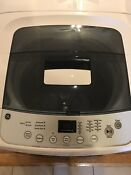 Ge 2 6 Cu Ft Portable Top Load Washer