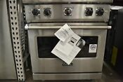 Viking Pro 5 Series 30 Stainless Steel Freestanding Gas Range Vgr5304bss