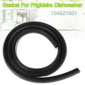 154827601 Door Seal Tube Gasket Replacement Fit For Frigidaire Dishwasher Tub Us