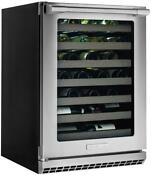 E24wl50qs Electrolux Icon Under Counter Stand Alone Wine Cooler Left Swing Door