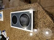 Oem Ge Electric Radiant Glass Cooktop Cartridge Module Jxdr50 White Rare