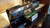 Ge Oven Stove Pb970sp5ss Electric Range Surface Element Control Wb24t10153