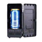 Portable Usb Powered Mini Fridge Cooler And Warmer Can Refrigerator For Drink