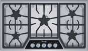 Thermador Masterpiece Series Sgsl365ks 36 Inch Gas Cooktop Star Burner Stainless