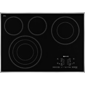 Jenn Air Jec4430bs 30 Electric Radiant Cooktop Glass Touch Electronic Controls