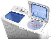 Washing Machine Portable Cleaner And Dryer Space Saver Apartment Washer Combo