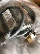 Pair Of 40 Washing Machine Fill Hoses 2 Hoses Plus Standard Faucet Adapter