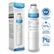 Fits Rf23j9011sr Comparable Refrigerator Water Filter 1 Pack By Waterdrop