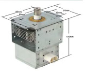 Lg Microwave Oven Magnetron Ms 2642fb Ms 2643l Ms 2645dpa Ms 267y Md 2642kt
