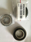 Lg Front Loader Washer 2 Bearings Seal Kit Wd 8016f Wd 8013f Wd 8013c