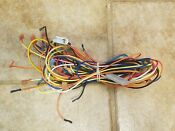 Genuine Oem Thermador Gas Cooktop Complete Wire Harness Sgcs365rs
