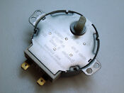Microwave Oven Turntable Motor Tb 49 16 8 15 Replaces Tyj50 8a19 Coupler Opt
