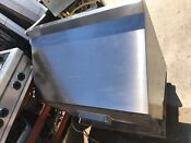 Kitchen Aid 36 Stainless Hood